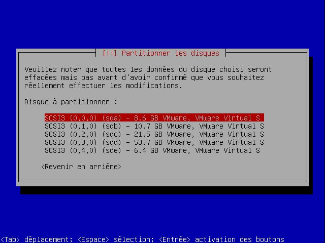 OpenMediaVault7 - [MAJ] - Installer 2 serveurs de données (SAN) répliqués avec OpenMediaVault et DRBD