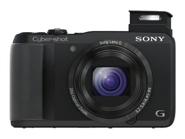 Sony Cyber shot HX20V