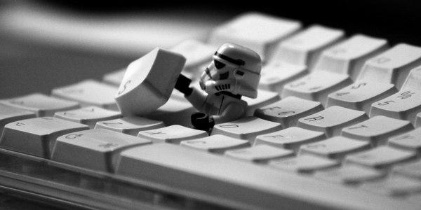 clavier mac star wars - Comment installer OS X sur votre PC avec VirtualBox ?