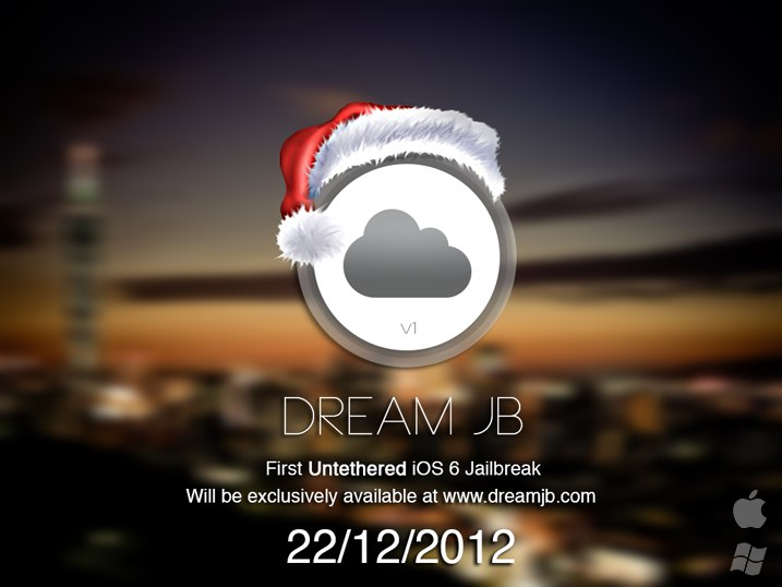 dream JB - Jailbreak iOS 6, iPhone 5, iPad 4...