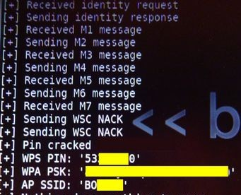 pin cracked - Comment cracker un WiFi WPA/WPA2 ?
