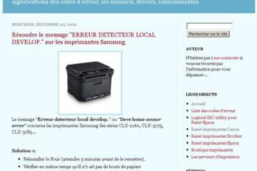 site imprimante 370x247 - Trucs et Astuces pour votre imprimante