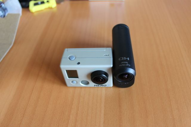 Action Cam5 - Test Action Cam de Sony