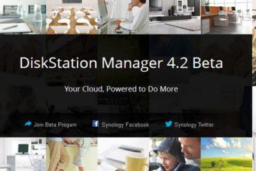 DiskStation Manager 42 Beta 370x247 - Le plein de nouveautés chez Synology : DSM, Packages, Outils...