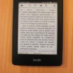 Kindle Paperwhite02 150x150 - Test du Kindle Paperwhite