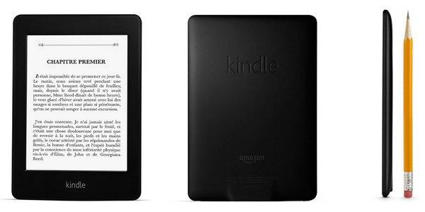 amazon kindle paperwhite - Test du Kindle Paperwhite