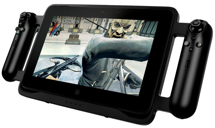 razer edge - La tablette la plus puissante au monde ?
