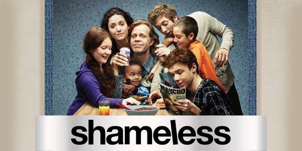 shameless saison 1 - Shameless saison 1 débarque...