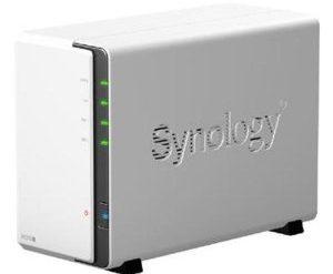 Synology DS 212J 300x247 - Qu'est ce qu'un NAS ? Pourquoi faire ? Combien ça coûte ?