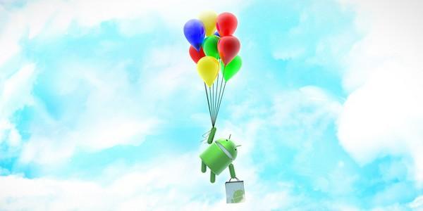 android ballon bandeau - ACER lance les Liquid E1 Duo & Z2 Duo