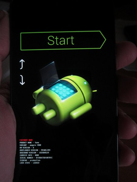bootloader android - Installer Ubuntu Touch en 4 étapes