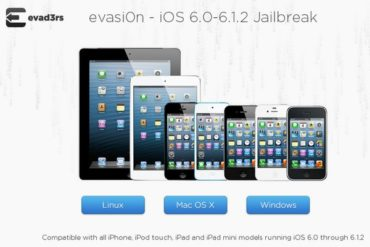 evasi0n 370x247 - Jailbreak iOS 6.1.3, ça bugue