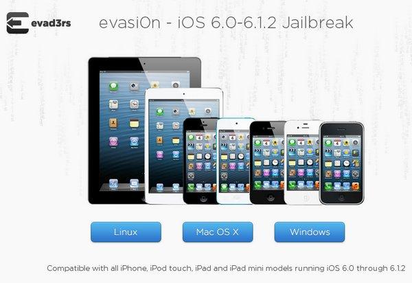 evasi0n - Jailbreak iOS 6.1.3, ça bugue