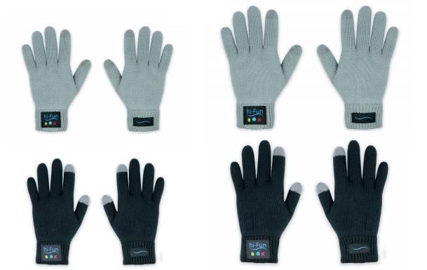 gants hiCall - hi-Call - Les gants tactiles et communicants...