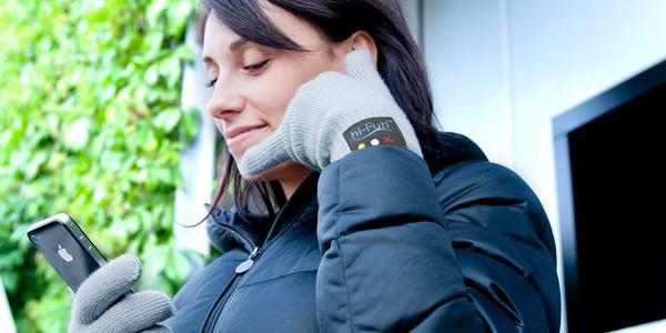 hi Call - hi-Call - Les gants tactiles et communicants...