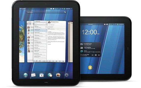 hp touchpad webos - LG vient d'acquérir webOS de HP ?