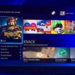 interface PS4 150x150 - La PlayStation 4 ne se montre pas