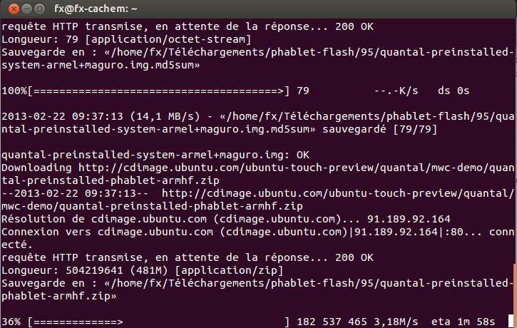 telechagement installation ubuntu touch - Installer Ubuntu Touch en 4 étapes
