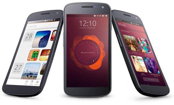 ubuntu smartphone mobile os - Le premier smartphone Ubuntu pour octobre 2013