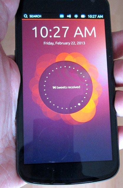 ubuntu touch installe - Installer Ubuntu Touch en 4 étapes