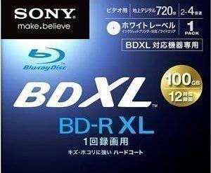 Blu Ray BD R XL 100Go 300x247 - PS4 et la vidéo 4K (Ultra HD)