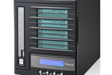 Thecus N4520 370x247 - Thecus lance 2 nouveaux NAS : N2520 et N4520