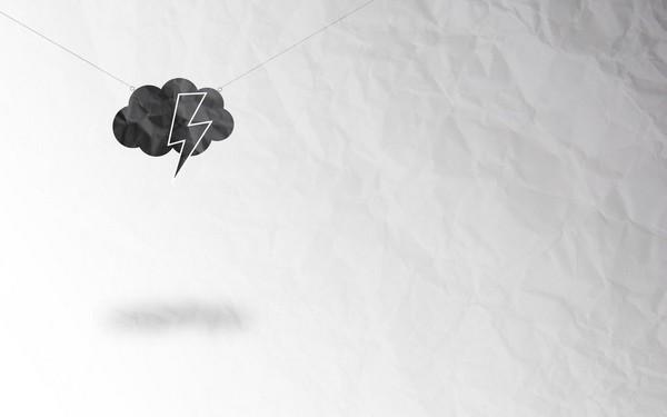 feuille blanche orage - Cachem m'a tuer - Origine