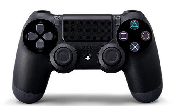manette dualshock  PS4