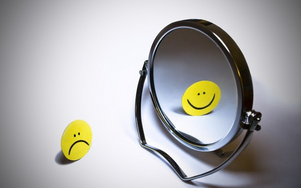 miroir mirror - Cachem m'a tuer - Origine