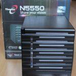 presentation thecus n5550 150x150 - Test NAS - Thecus N5550, la nouvelle référence ?