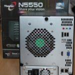 presentation thecus n5550 arriere 150x150 - Test NAS - Thecus N5550, la nouvelle référence ?
