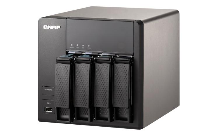 QNAP TS 420 - QNAP lance 6 nouveaux NAS TS-x20 et TS-x21