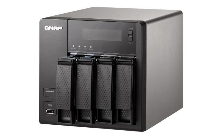 QNAP TS 421 - QNAP lance 6 nouveaux NAS TS-x20 et TS-x21