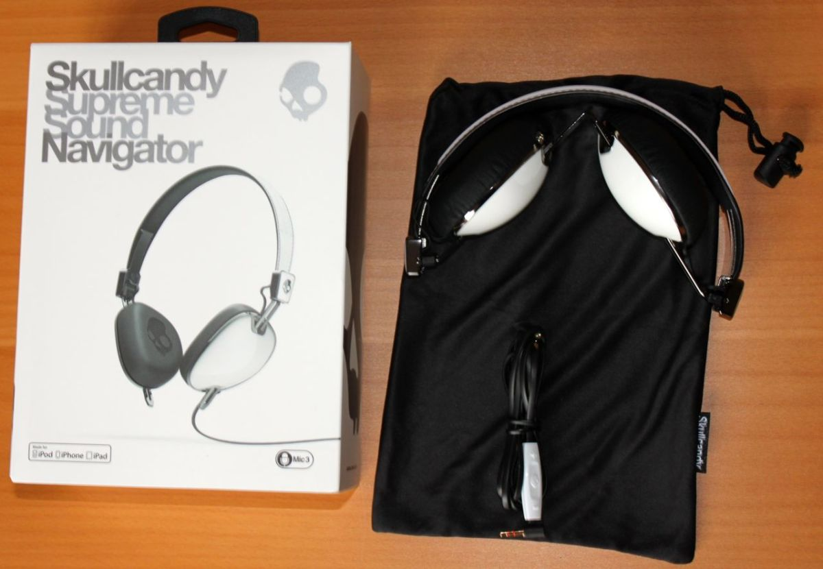 Test Du Casque Audio Skullcandy Navigator Cachem