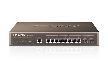 TP Link TL SG3210 - NAS - Augmenter les performances réseaux