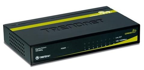 Trendnet 8 ports Gigabit - NAS - Notre sélection début 2014