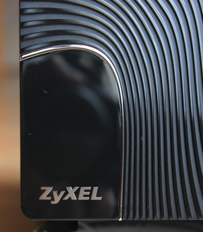 ZyXEL NSA325 Logo - Test NAS - ZyXEL NSA325