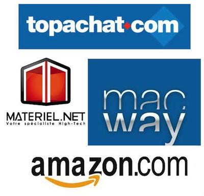 boutique en ligne - NAS - Notre sélection début 2014