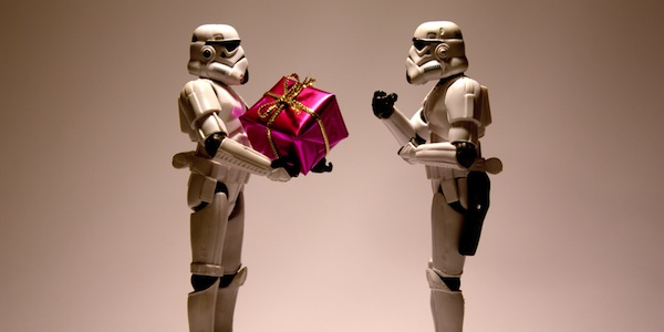cadeau star wars - 13 cadeaux pour les Geeks et Geekettes