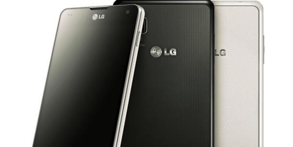 lg optimus g 4G - LG et sa gamme 4G