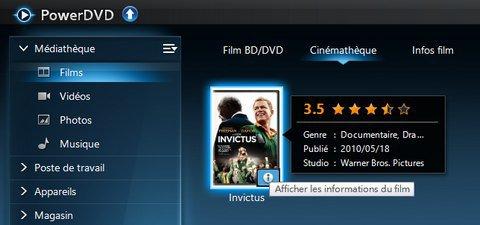 powerdvd vignette - PowerDVD 13 est disponible...