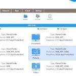 readynas OS 6 gestionnaire de partage 150x150 - Test du Netgear ReadyNAS 312