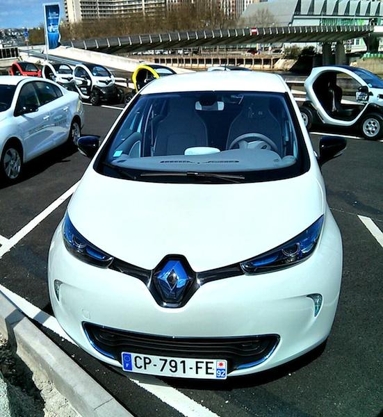 renault zoe - Voiture Zéro Emission, l'avenir ?