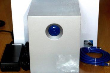 LaCie 5big NAS Pro 370x247 - Test LaCie 5big NAS Pro