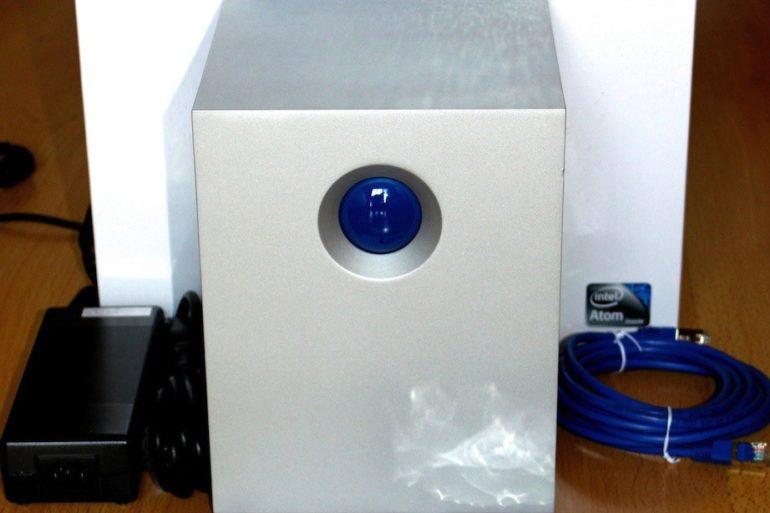 LaCie 5big NAS Pro 770x513 - Test LaCie 5big NAS Pro