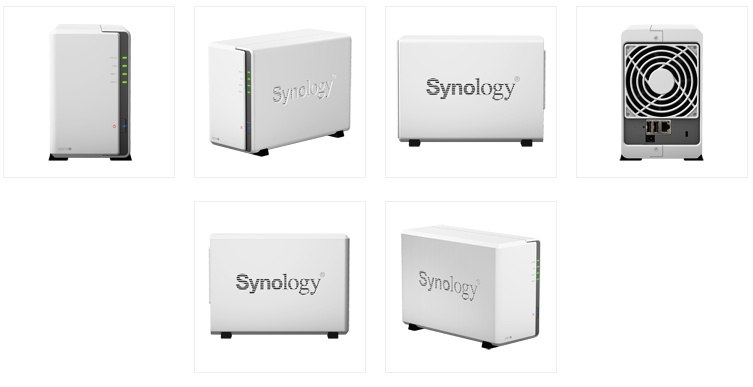 NAS Synology ds213j - Synology DS213j débarque...