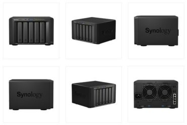 Synology DS1513 370x247 - Synology lance son NAS DS1513+