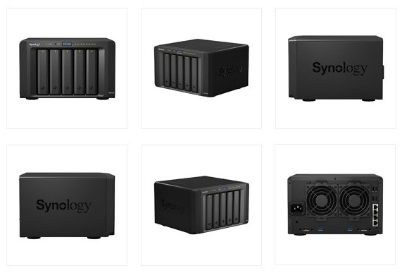Synology DS1513 - Synology lance son NAS DS1513+