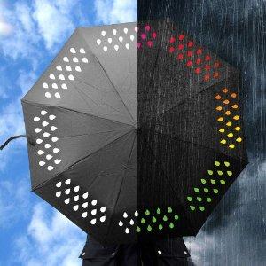 parapluie couleur - 13 cadeaux pour les Geeks et Geekettes