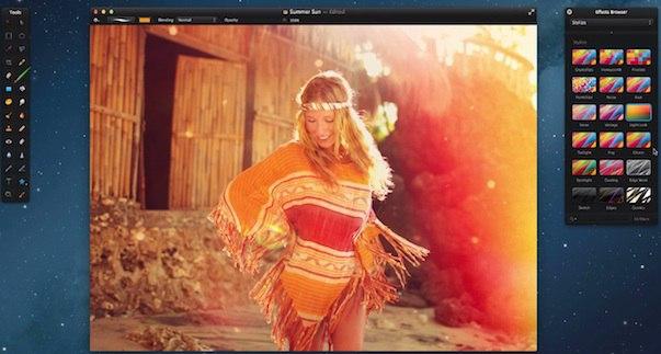 pixelmator update - Pixelmator : Editeur d'image de référence